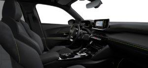 Intérieur du Peugeot 2008 GT - 2/3