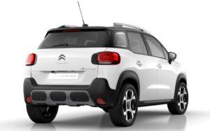 Citroën C3 Aircross (face arrière)