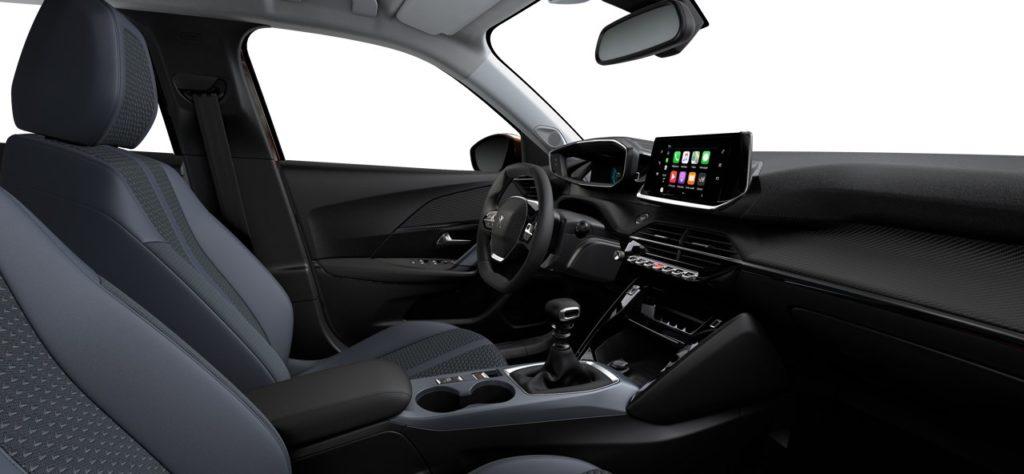 Intérieur du Peugeot 2008 Allure - 2/3