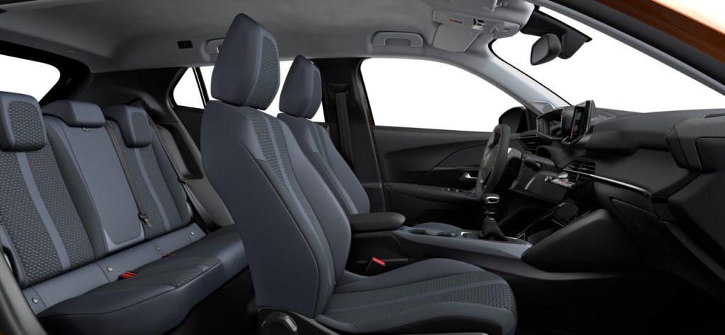 Intérieur du Peugeot 2008 Allure - 3/3