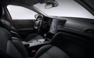 Renault Megane (intérieur)