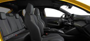 Intérieur de la Peugeot 208 GT Line - 3/3