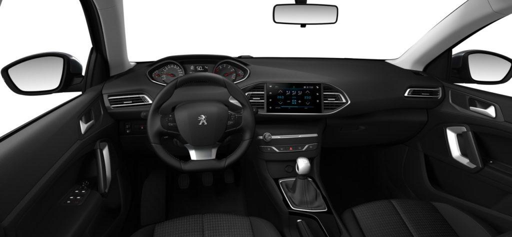 Intérieur Peugeot 308 Active - 1/3